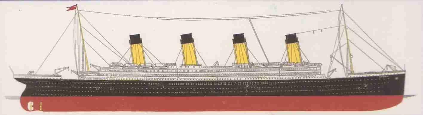 Tag et kig på Titanic.